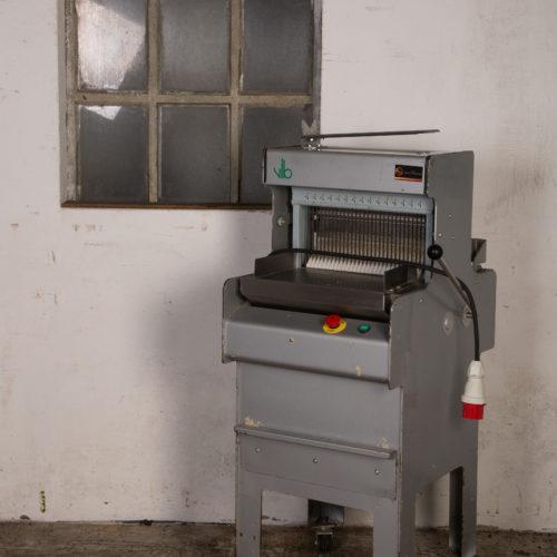 Broodnsijmachine - 12mm - vol automaat - VLB Wave