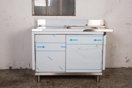 Spoelbak-RVS-met-schuifdeuren-120x70cm