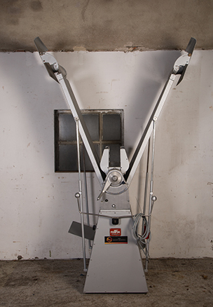 Uitrolmachine 60 cm - Rolfix